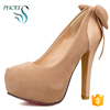 Phoees 2017 New Arrivals Fashion Lady Shoes Big Size Ladies Platform High Heel Shoes