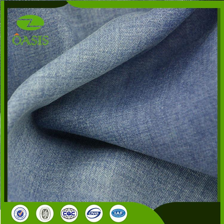 Brand new cotton spandex 12oz denim fabric with high quality