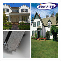 Easy to install prefabricated concrete houses real estate
