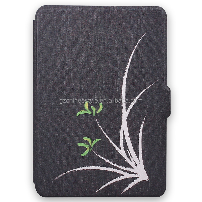 All-new case for Kindle Paperwhite Water-Safe Fabric Cover (10th Generation-2019), multiple designs covers for e-reader
