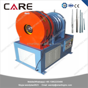 New design low noise conical tube end forming machine pipe taper molding machine for steel furniture