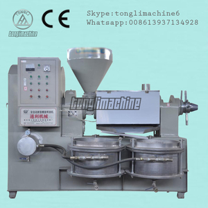 Best selling oil press machine with best price / small oil cold press machine