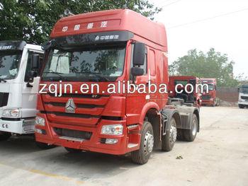 Sinotruk Howo 6 4 Tractor Truck Mercedes Actros Buy Howo 6 4