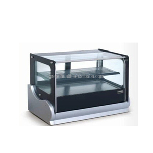 Small Table Cake Display Case for cake with One Layer