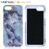 2017 new products shockproof marble stone pattern tpu cell phone case for iphone 7