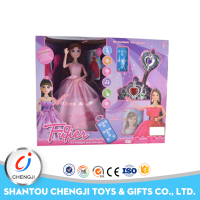Popular products most beautiful rc toy inexpensive Japanese fashion royalty doll