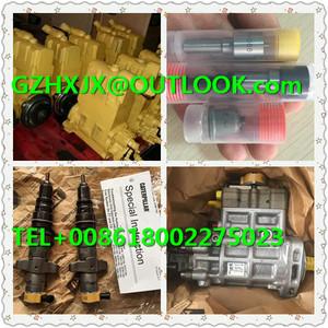 nozzle & valve CAT Engine Parts fuel injector 834 9B 8R 953 D3 D5 D336 25 8  for Excavator Pump FuelOriginal Diesel