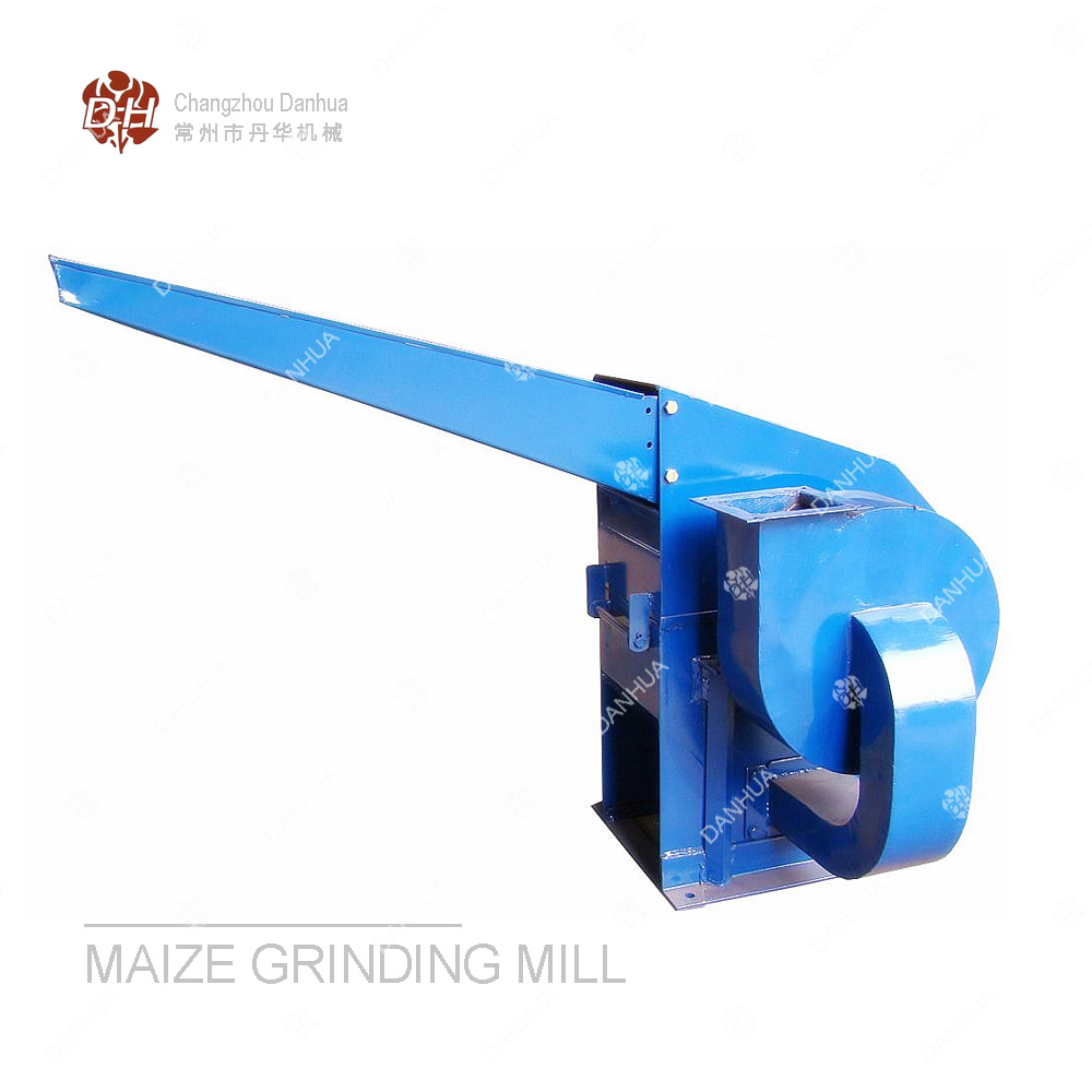 Easy Using Corn Maize Starch Mill Plant