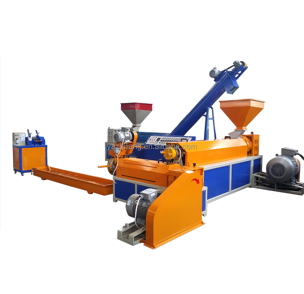 YZJ 140 PE/PP recycling machine