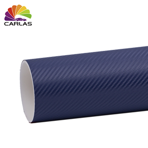 Carlas wholesale carbon fiber price per kg vinyl 3d forged carbon fiber car wrap auto wrap sticker
