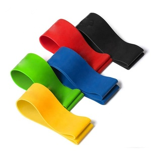 100% Natural Latex Resistance Loop Exercise Bands