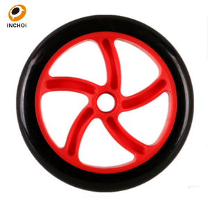 7 inch adult scooter PU wheel