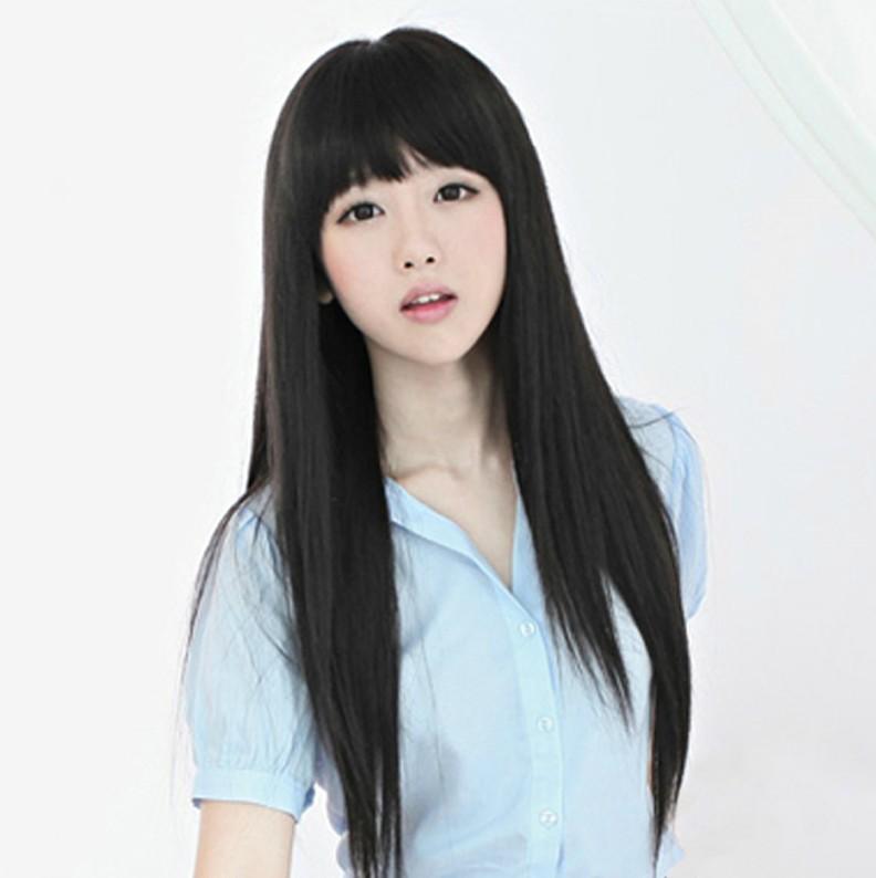 Cheap Korean Haircut For Long Straight Hair Find Korean Haircut For