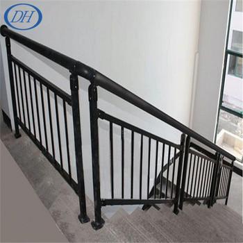 Galvanized Steel Balcony Railing/iron Pipe Railing/railing ...