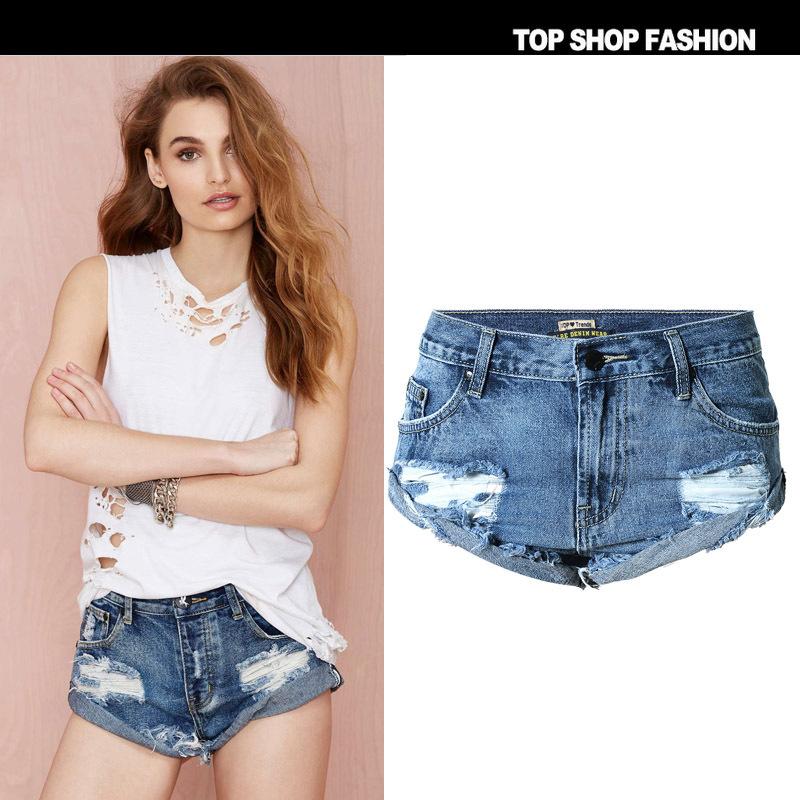 Terrific B10025A Sexy Lady Fashion Shorts Women Denim Shorts Jean Shorts Hairstyles For Women Draintrainus