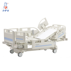 Seven-function Electric ICU Hospital Bed with weighing system, Multifunction Electric Intensive Care Medical Bed