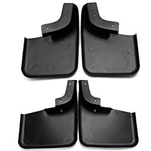 Husky Liners Huskyliners Molded Rear Mud Flaps Set 2004-2014 Ford F150 57601