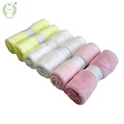 face cloth bamboo / face towel for baby / facecloth for baby