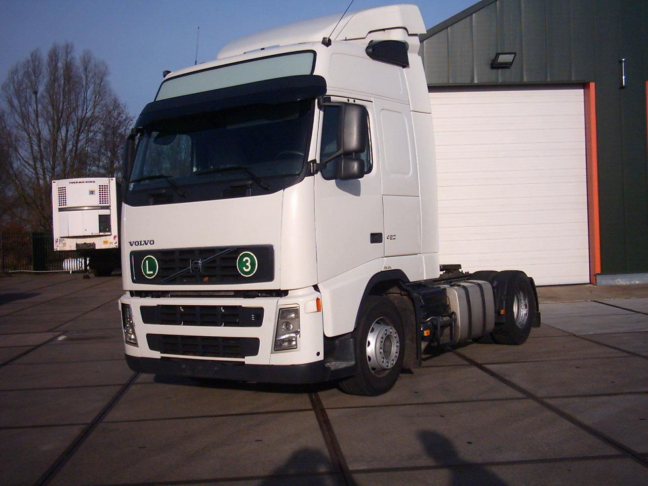 Volvo fh12 420 of 2004 used truck tractor heads buy 10778 product on alibaba com