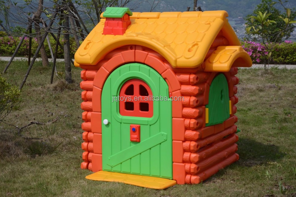 Plastic children Play House/Cubby Houses For kids/Indoor outdoor Equipment Play House