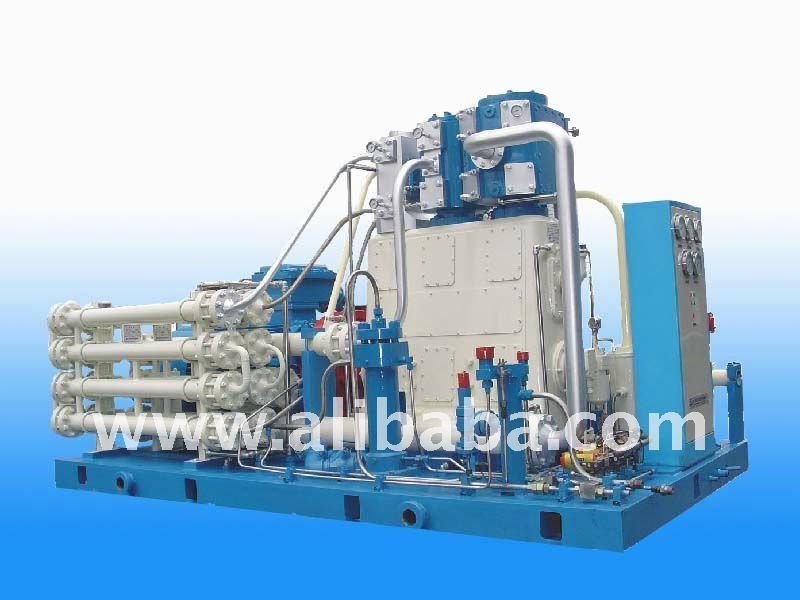 JX CNG Compressor parts