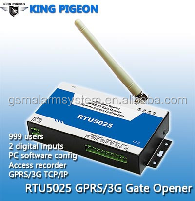Public GSM Gate Opener, for public gate, support up to 999 user