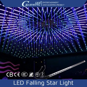 star shape led christmas storm falling star lightled shooting star christmas lights
