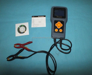 new design MST-8000+ car digital Battery Analyzer with LCD screen- update version of SC-100 without printer