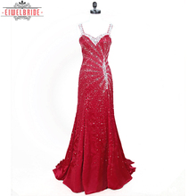 Sexy ladies western wear Sequins party night evening dresses without sleeves