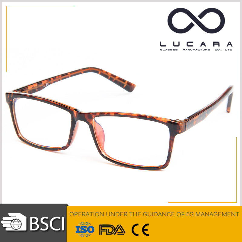 CP plastic spectacles frame classical optical glasses frame latest design 2017 fashion eyeglasses
