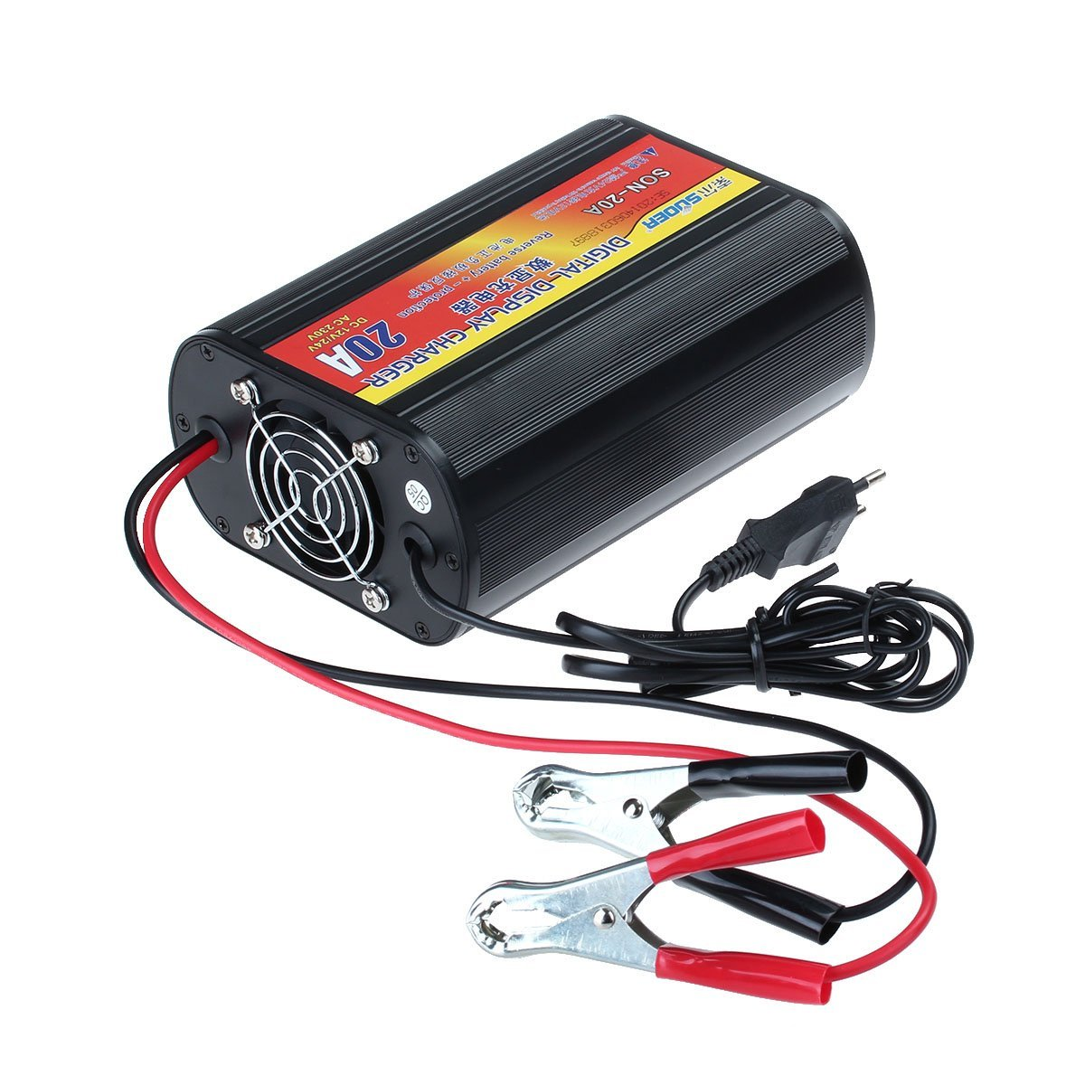 Audio & Video Accessories HITSAN Suoer 12V DC to AC Inverter Car Power Inverter 230V 1200W Inverter One Piece