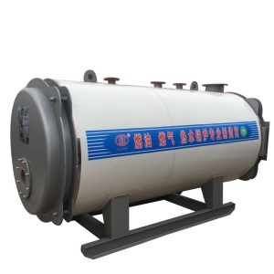 Industrial Gas Oil Fired Hot Water Boiler For Hotel School Hospital Greenhouse Heating System
