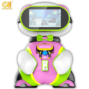 Kids Educational entertainment virtual Reality Games Machine