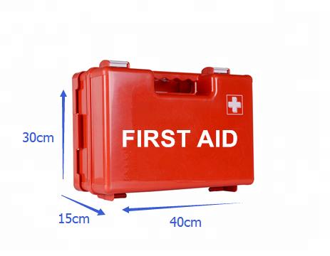 OEM First Aid Plastic First Aid Box