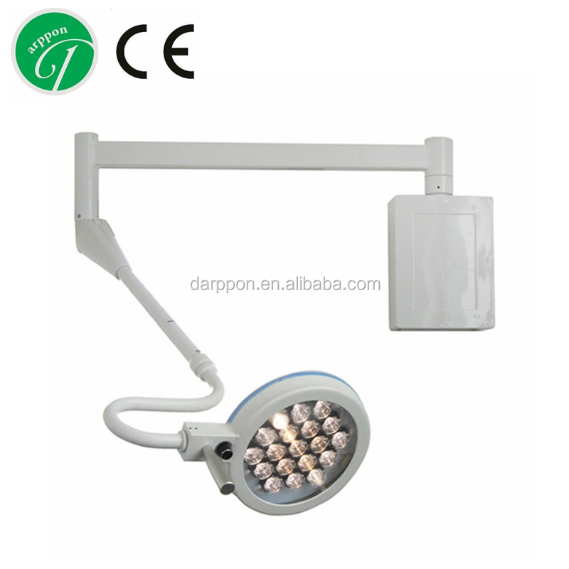 2017 New Design Led Medical Portable Cold Light Operating Lamp price