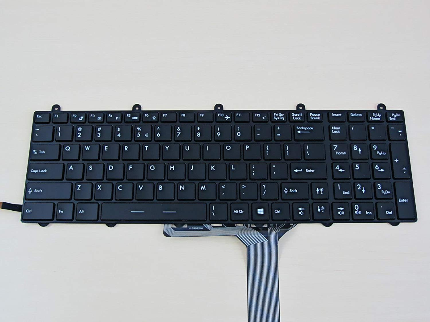 New For MSI GE70 2QD Apache GE70 2QE Apache Pro keyboard Color Backlit US