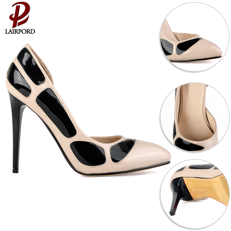 PRIVATE LABEL FACTORY SUPPLY latest ladies sexy pencil high heel shoes