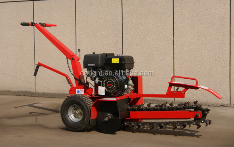 Trencher 450mm trench deepth with B&S, Kohler, Honda engine, four strokes