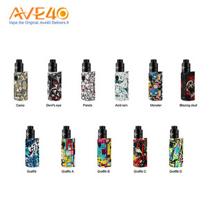 AVE40 Wholesale eCigs 90W Manto Mini RDA Kit by Rincoe
