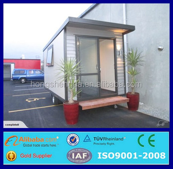 Cheap Prefab Portable Cabin Container House With Wheels - Buy Container  House With Wheels,Portable Cabin,Cheap Portable Houses Product on  Alibaba com