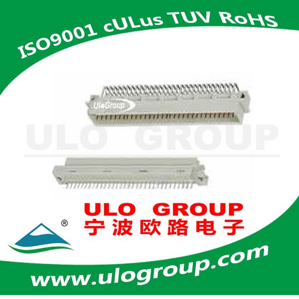 Board To Board Connector Din 41612 B Type Male And Female Connector from ULO GROUP