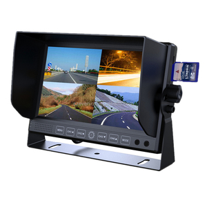 New Style Touch Screen, Touch Screen Headrest Car DVD Monitor