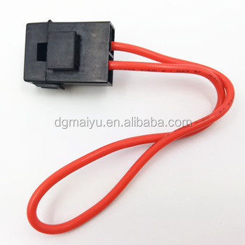 car truck automotive blade fuse box holder circuit with cover fuse ...  alibaba.com