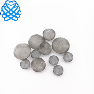 Wholesale 60 mesh wire diameter 0.15mm metal bowl smoking pipe filter wire mesh
