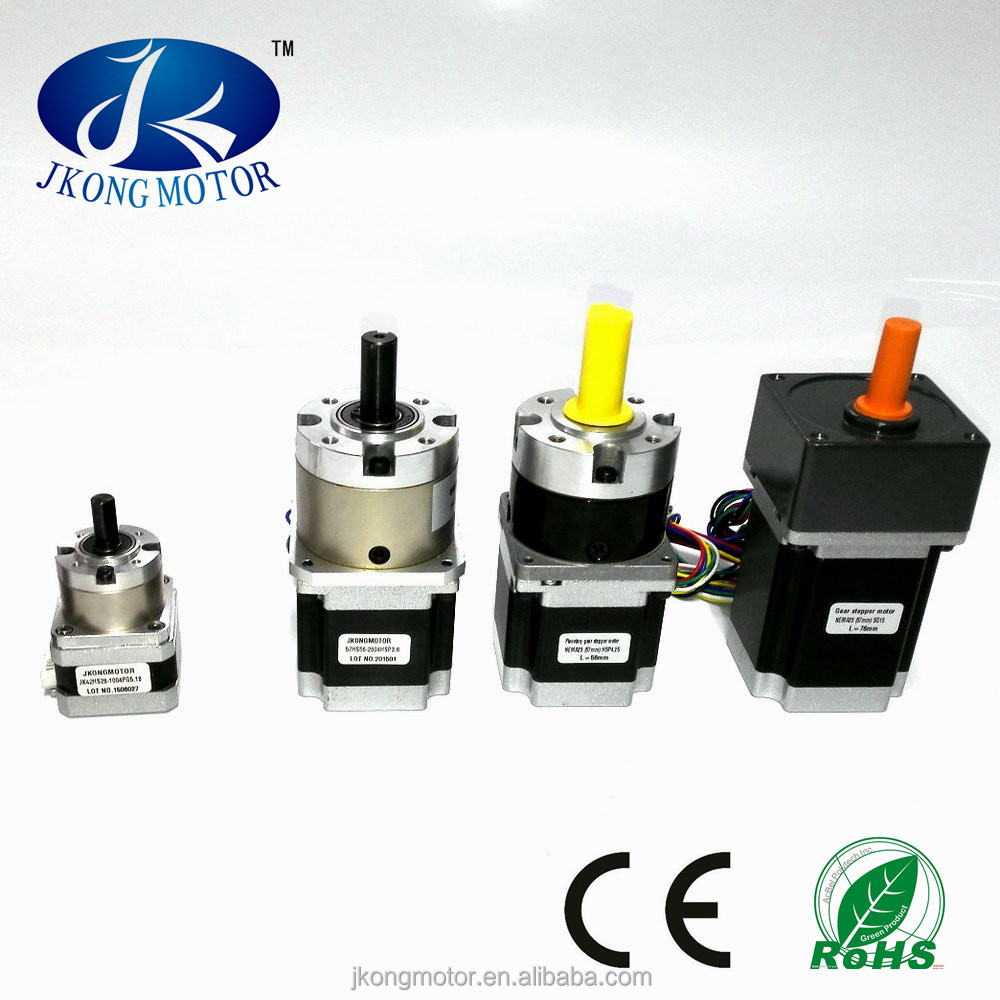 Reasonable gearbox prices of 42mm NEMA17 Planetary Gearbox Stepper motor