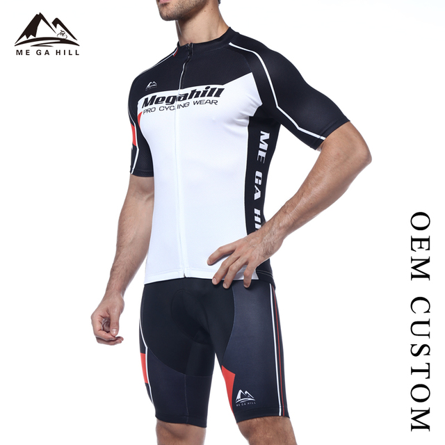 China Oem Custom Team Blank Pro Focus Plain Men Cycling Jersey 80b0a7dd2