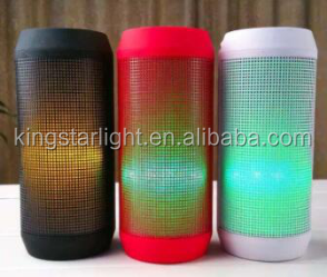 2016 Buy China wholesale Music 3WX2 Fashion Portable Hi-fi Stereo Sound LED flash light Mini Portable Bluetooth speaker