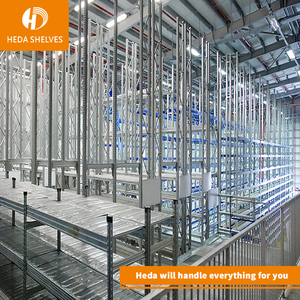 ASRS smart warehouse storage automation racking systems
