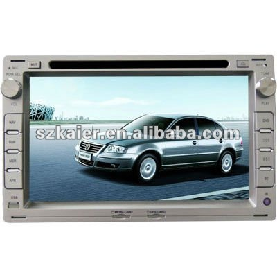 7'' car dvd player for VW Passat