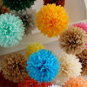 Hanging mexican paper flowers for party decoration buy mexican hanging mexican paper flowers for party decoration mightylinksfo
